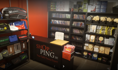 magasin shop-ping